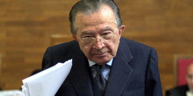 Italiens Ex-Premier Andreotti gestorben