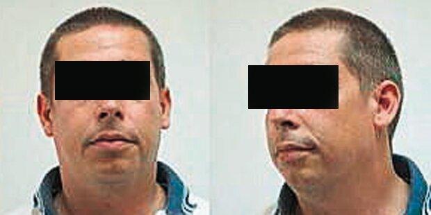 Tscheche entführte Kinder - Festnahme
