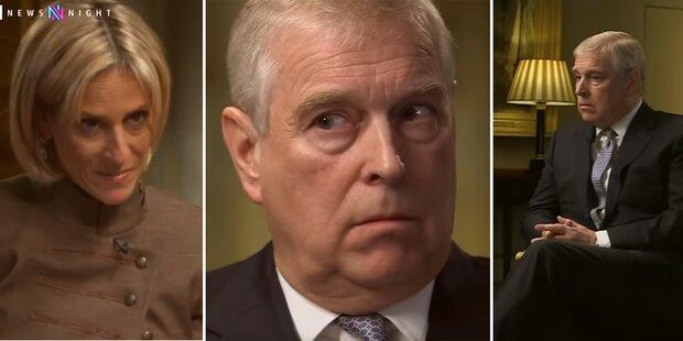 Skandal-Interview von Prinz Andrew: 5 brisanteste Stellen