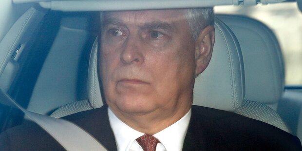 Fall Epstein - Prinz Andrew verweigert Zusammenarbeit