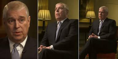 Prinz-Andrew-Skandal: Internet spottet über sein 'Alibi'