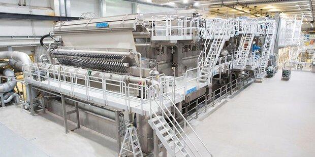 Andritz kauft US-Metallverarbeiter