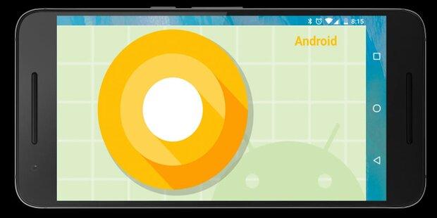 Android 8 'O' startet: Highlights im Überblick