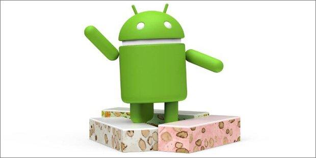 Neue Android-Version heißt nicht