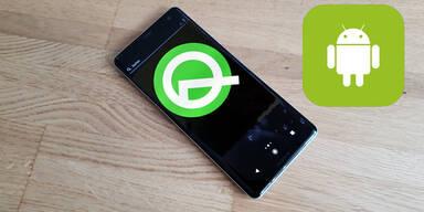 """Android 10 """"Q"""" bietet viele neue Funktionen"""