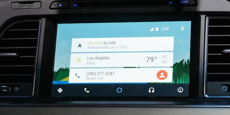 Auch Daimler setzt auf Android-Integration