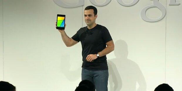 Neues Nexus 7 startet noch im August