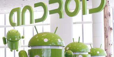 Milliardenstreit um Android entbrannt