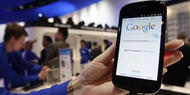 Android übernimmt die Führungsrolle