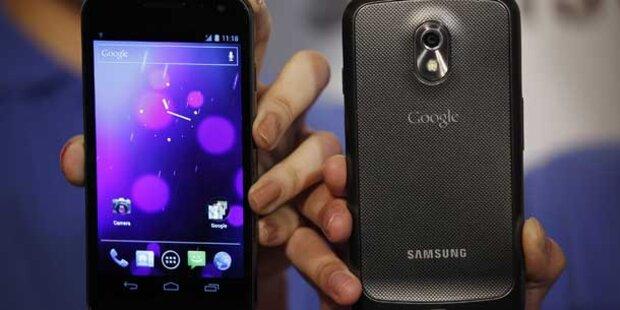 Steht das Galaxy Nexus 2 in den Startlöchern?