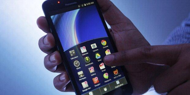 Android-Trojaner kapert Smartphones