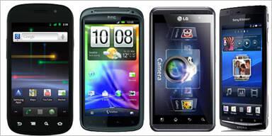 Die besten Android-Smartphones (2)