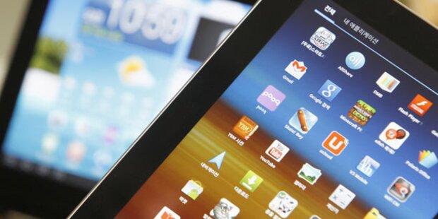Android feiert Siegeszug in Österreich
