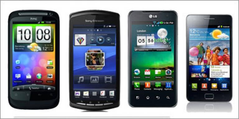 Die besten Android-Smartphones (1)