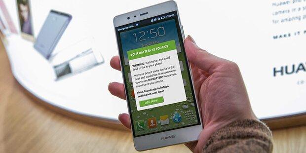Mega-Trojaner infiziert Android-Smartphones
