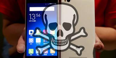 Android-Trojaner lässt Akku explodieren
