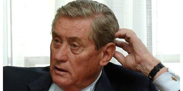 Androsch über Verhandlungsergebnis entsetzt
