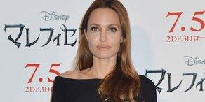 Blass und dünn: Was ist los mit Angelina?