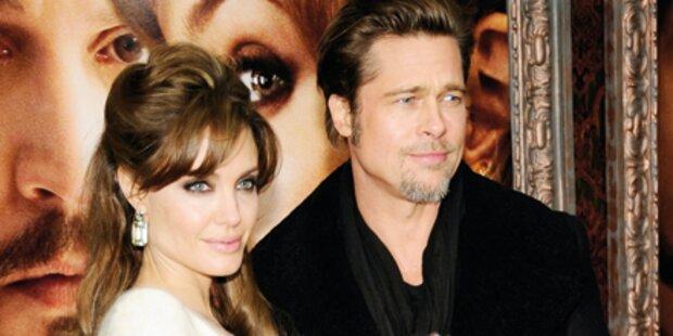 Angelina Jolie: Kurs auf Golden Globe