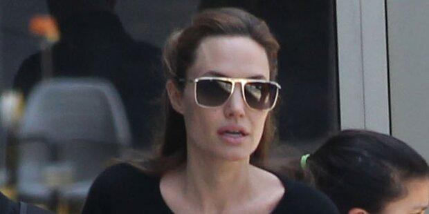 Jolie: So krank ist sie nach Trennung