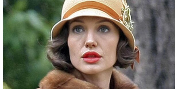 Angelina Jolie kaum wiederzuerkennen