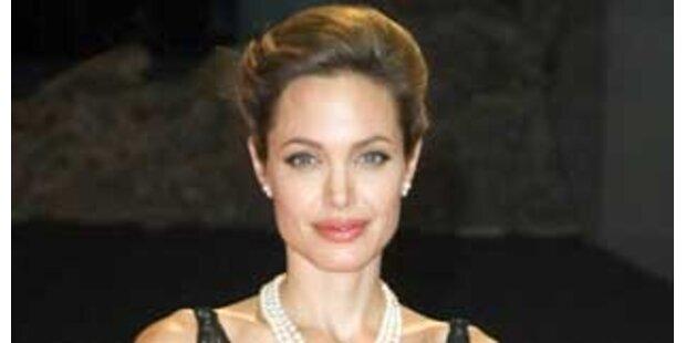 Angelina Jolie ist in der Küche eine Niete