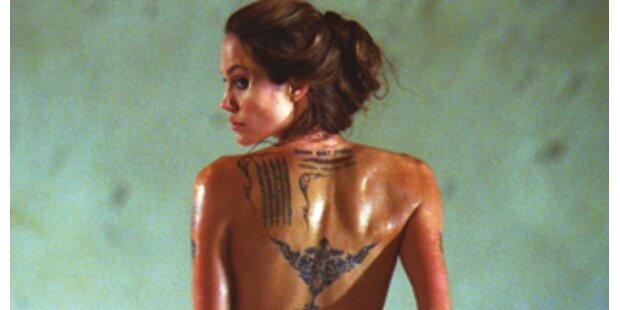 Angelina: Nackt in ihrem neuen Film