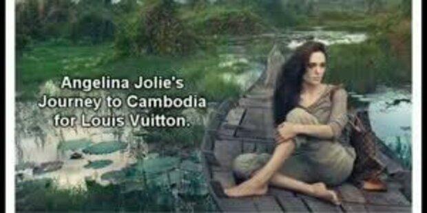 Angelina Jolie´s Reise durch Kambodscha
