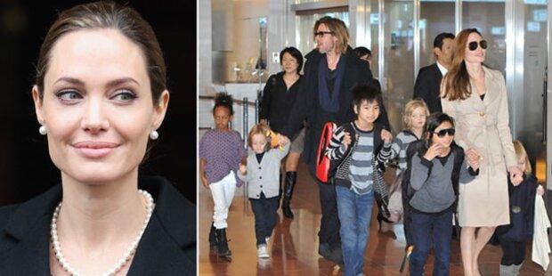 Angelina: Sie tat es für ihre Kinder