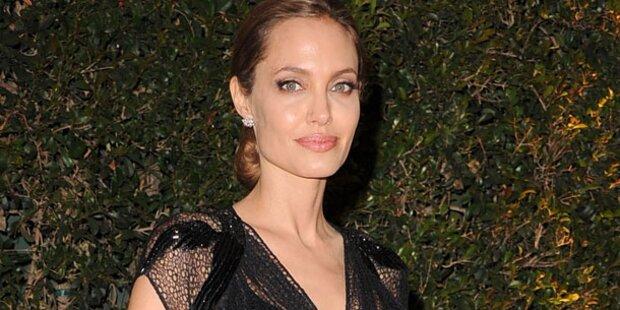 Angelina Jolie: Adoptiert sie Syrien-Baby?
