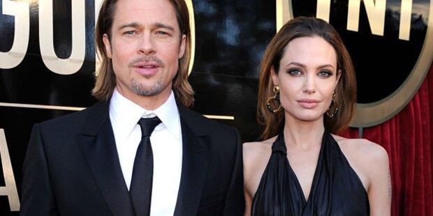 Angelina Jolie: Pitt nur mittelmäßiger Lover