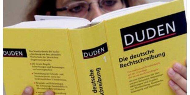 Deutschland geht gegen Anglizismen vor