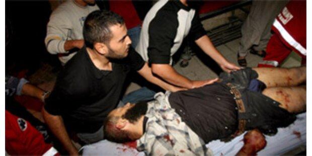 Israel fliegt Luftangriff im Gazastreifen