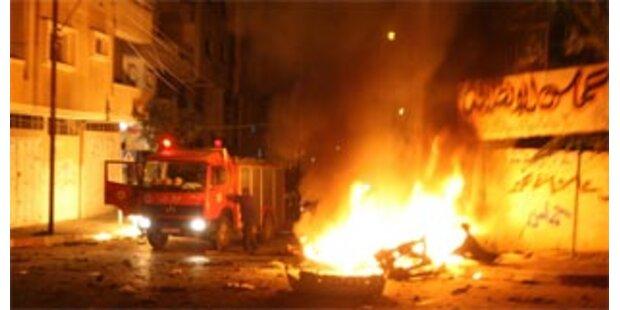 Acht Tote bei israelischem Luftangriff in Gaza
