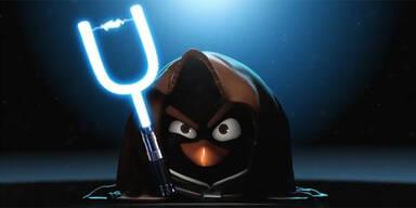 Jetzt kommt Angry Birds Star Wars