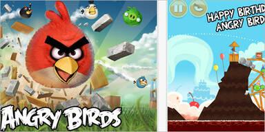 15 neue Levels für Angry Birds (2.0)