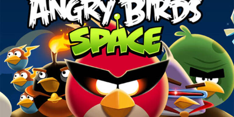 Angry Birds Space: 50 Mio. Downloads
