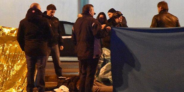 Es ist vorbei: Hier liegt der tote IS-Killer