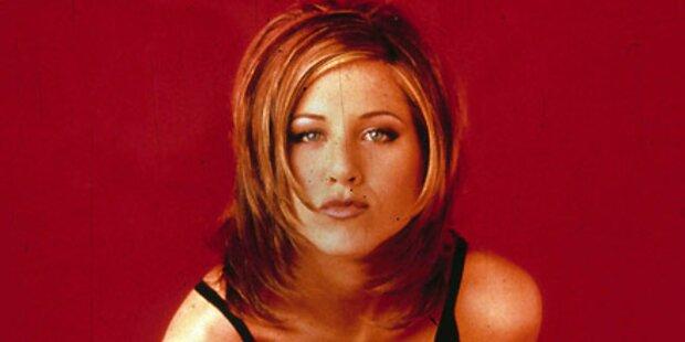 The Rachel Jennifer Aniston Fand Friends Frisur Furchtbar