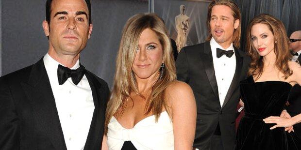 Theroux lädt Pitt & Jolie zur Hochzeit ein