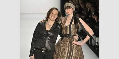 MBFW: Anja Gockel trumpft mit Top Lily Cole