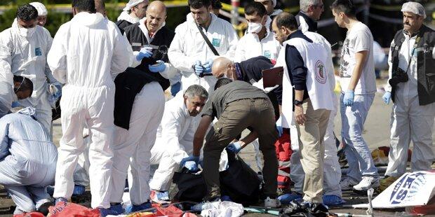 Ankara-Anschlag: Erste Hinweise auf Täter