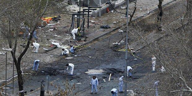 Deutschland warnt vor weiteren Anschlägen