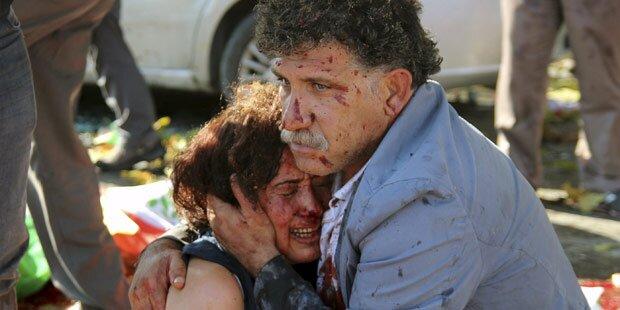 ISIS soll hinter Anschlag in Ankara stecken