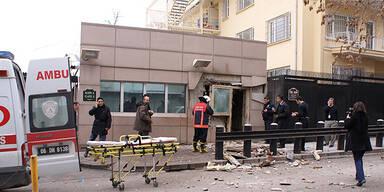 Selbstmord- Attentäter kam aus Deutschland
