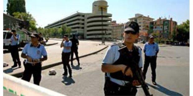 Sieben Festnahmen nach Anschlagsversuch in Ankara