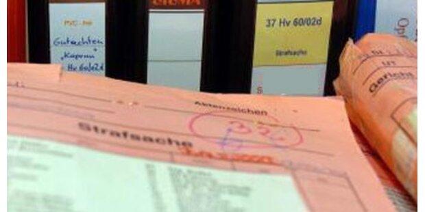 Terror-Prozess in Wien auf Schiene