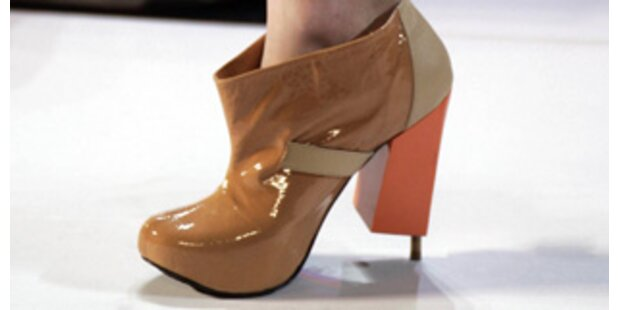 Ankle Boots mit neuem Look