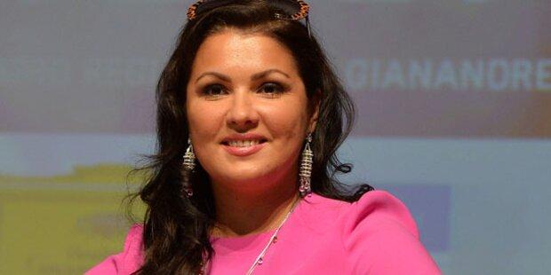 Anna Netrebko bekämpft Kummer mit Wodka