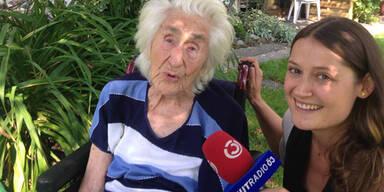 108-Jährige spricht über ersten Weltkrieg